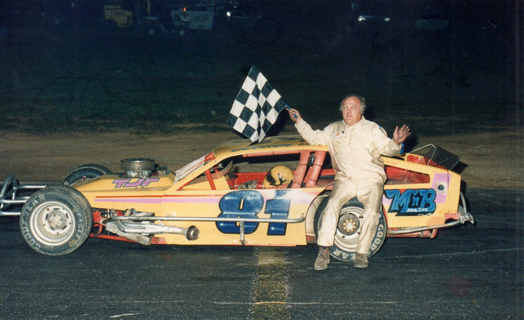 Wambold Tribute next race in MVS Hall of Fame Series