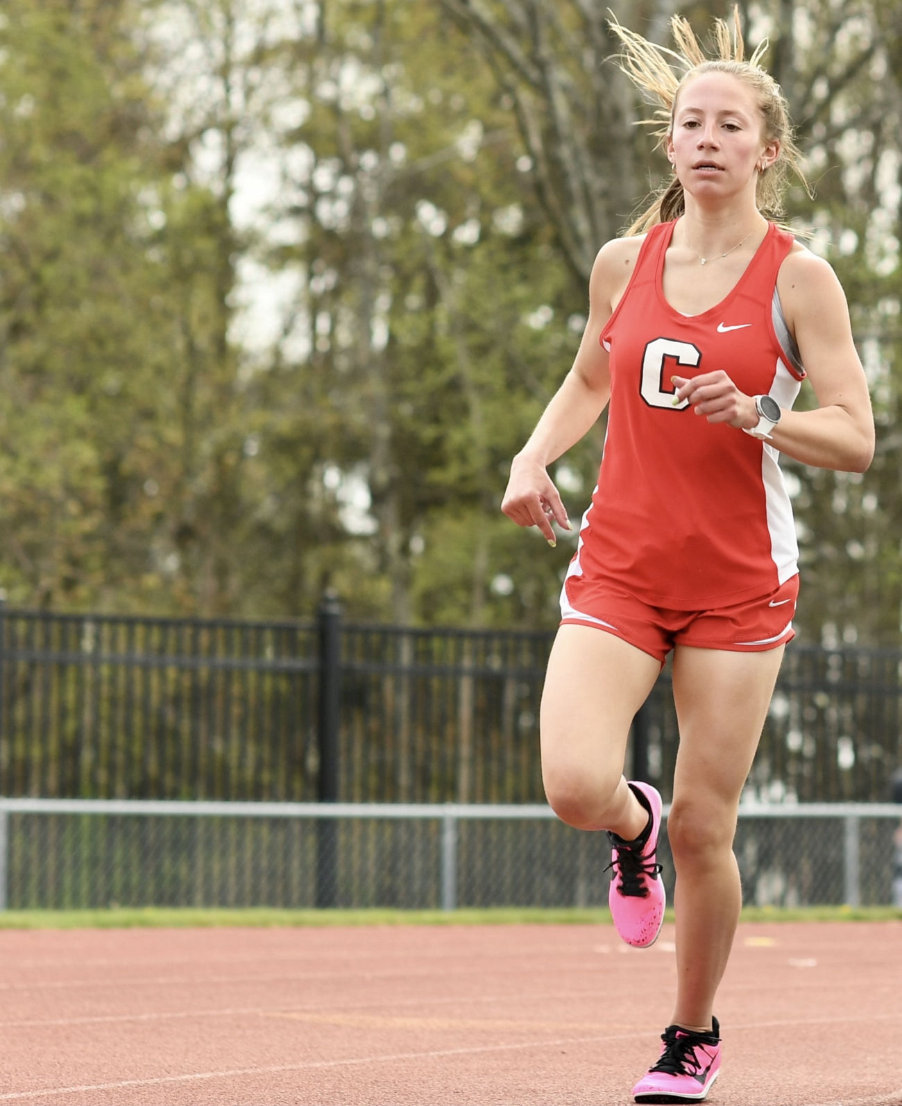 DeMarzo leads Crestwood teammates to states