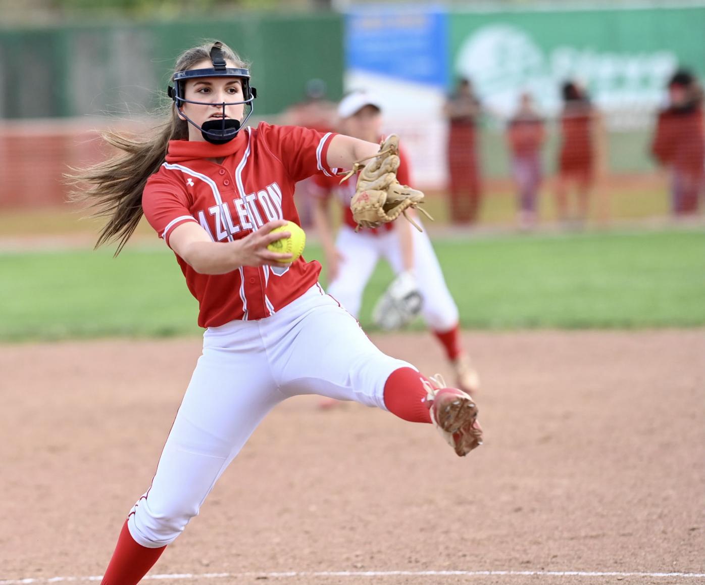 Lady Cougars claim District 2/4 6A softball championship
