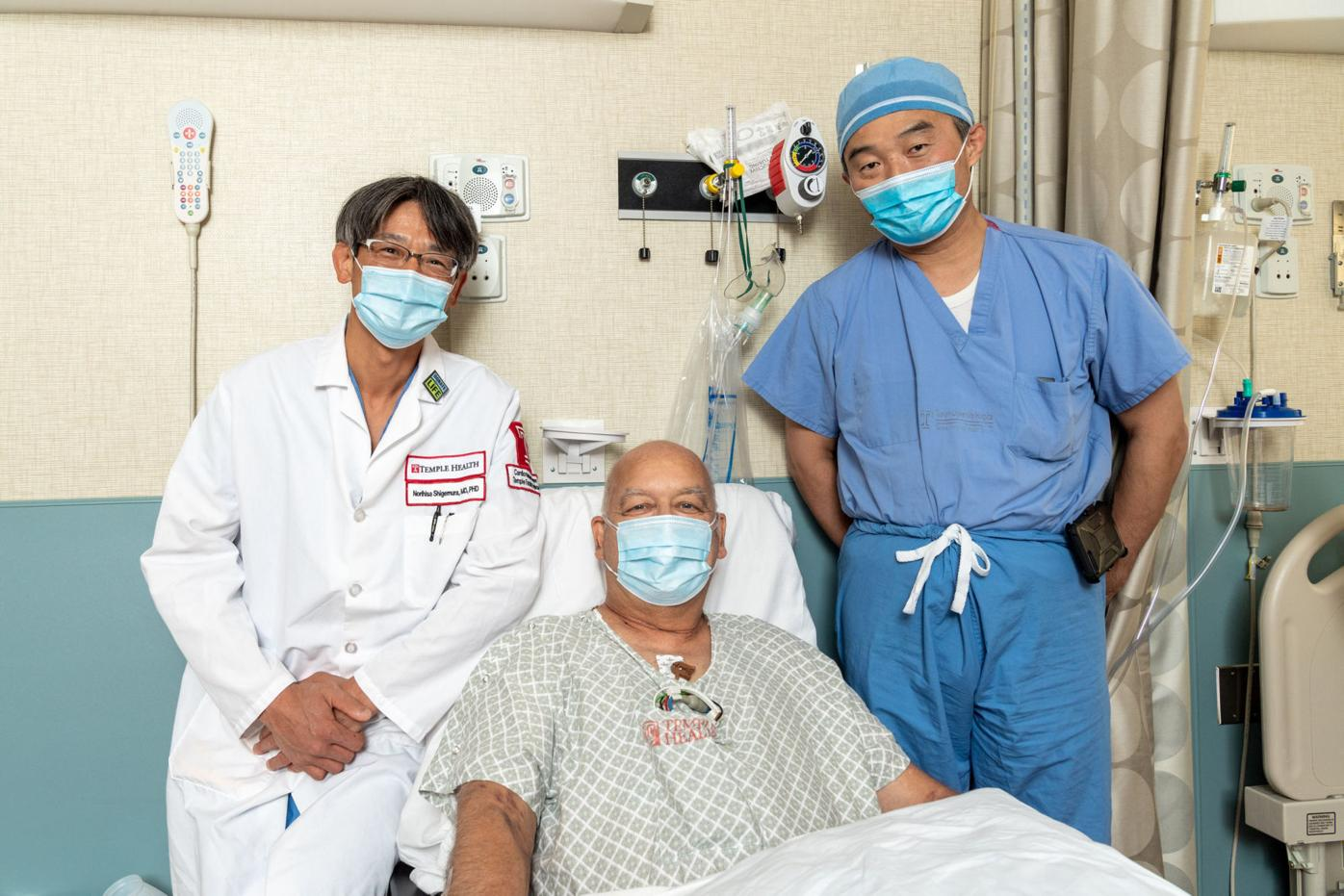 Thomas Puskar Lung Transplant