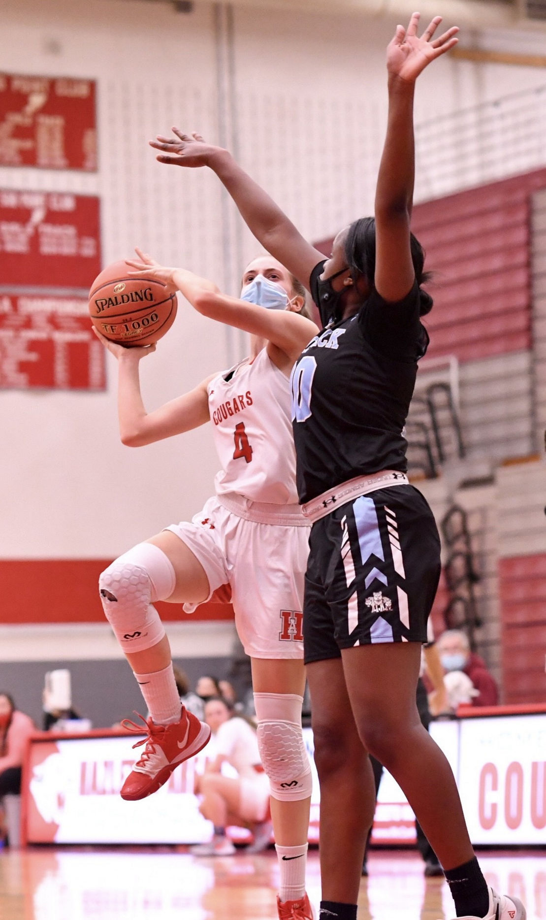 H.S. GIRLS' BASKETBALL: Lady Cougars, Fillies hope third time is the charm