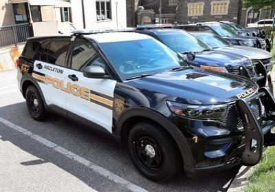 Hazleton Police