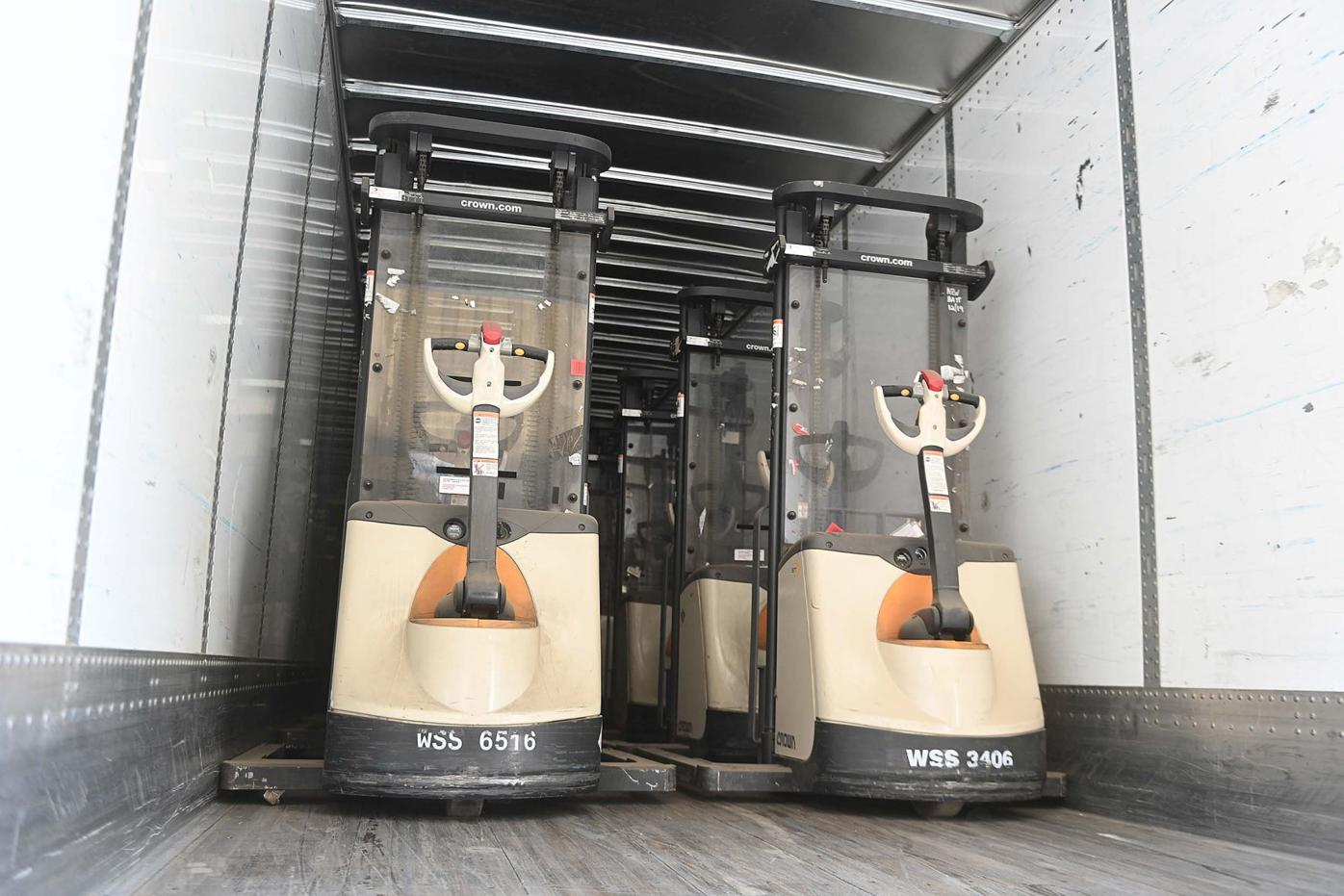 Donated_forklifts_1