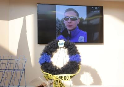 Proposed law bearing fallen officer's name would add penalties for running from arrest