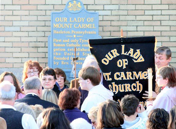 Our Lady of Mount Carmel celebrates final Mass