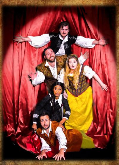 """Tickets on sale for PTPA's grand re-opening, """"Something Rotten!"""""""