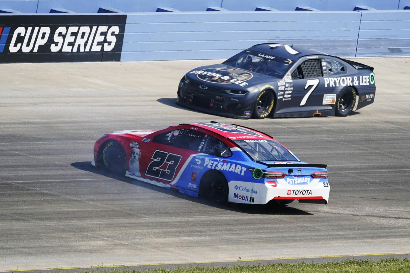 NASCAR Nashville Auto Racing