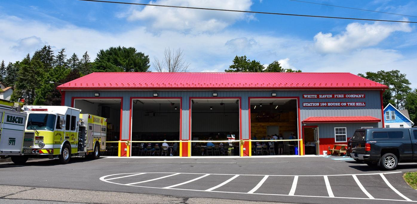 White Haven Fire Station