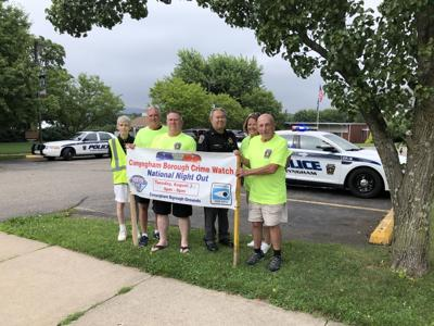 Crime Watchers ready for National Night Out in Conyngham