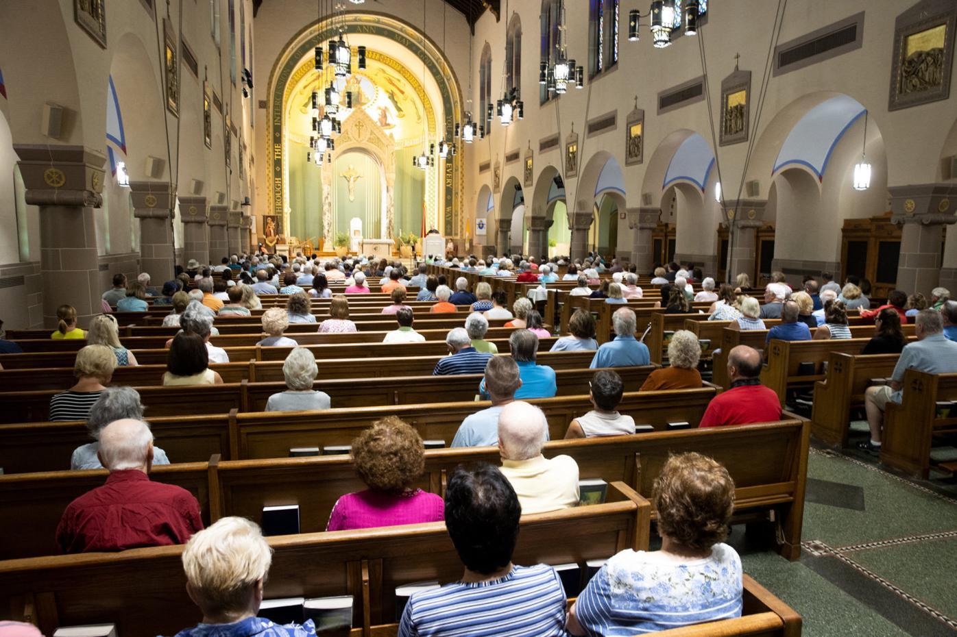 Annual Solemn Novena to St. Ann in Scranton
