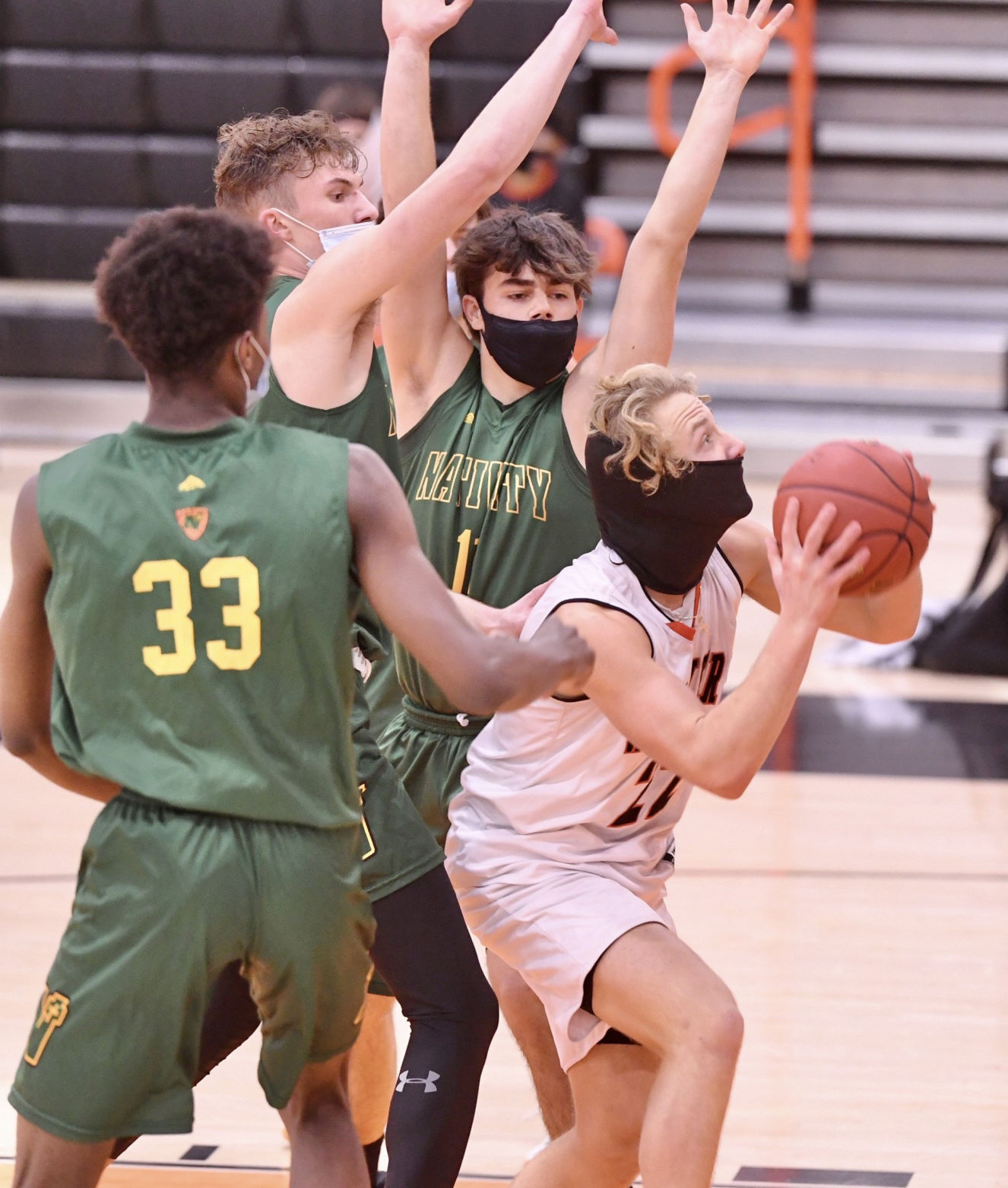 H.S. BOYS' BASKETBALL: Wreckers' Zoscin named second team All-State