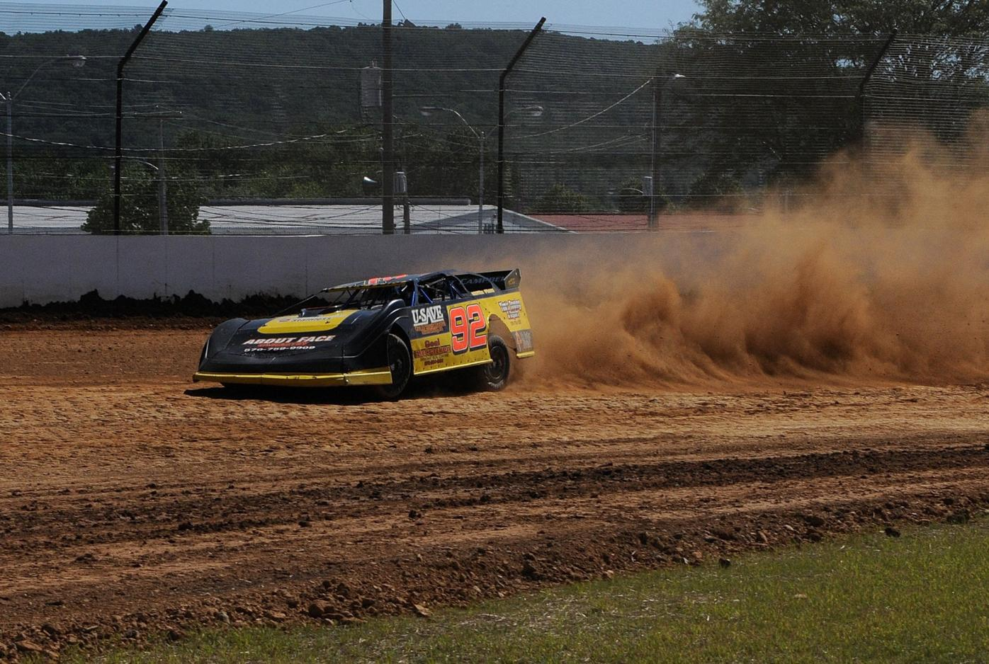LOCAL AUTO RACING: Balliet first to test new Bloomsburg track