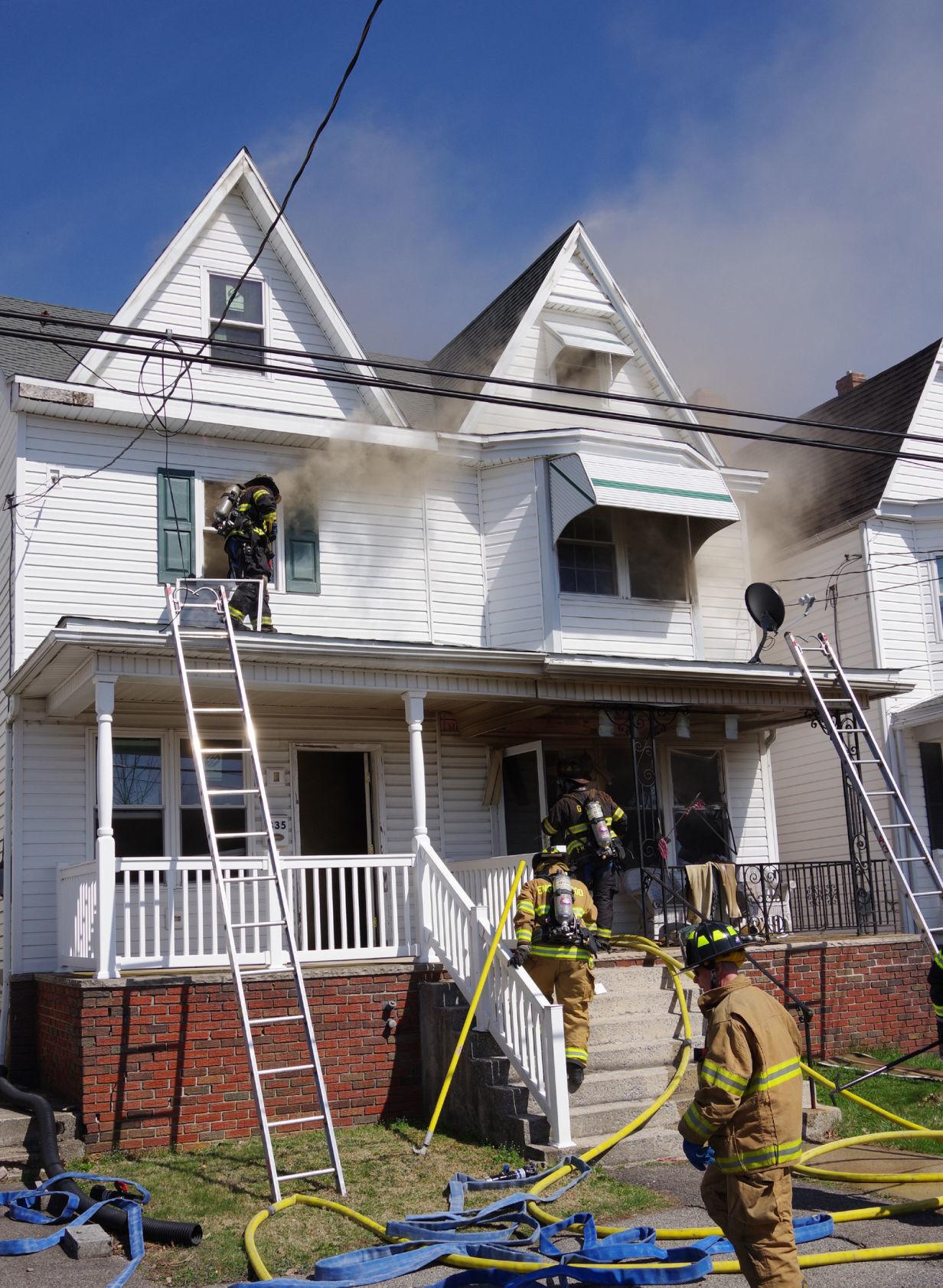 Frackville fire 3