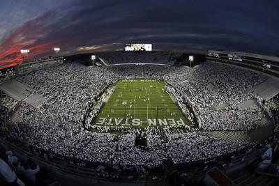 Michigan Penn State Football