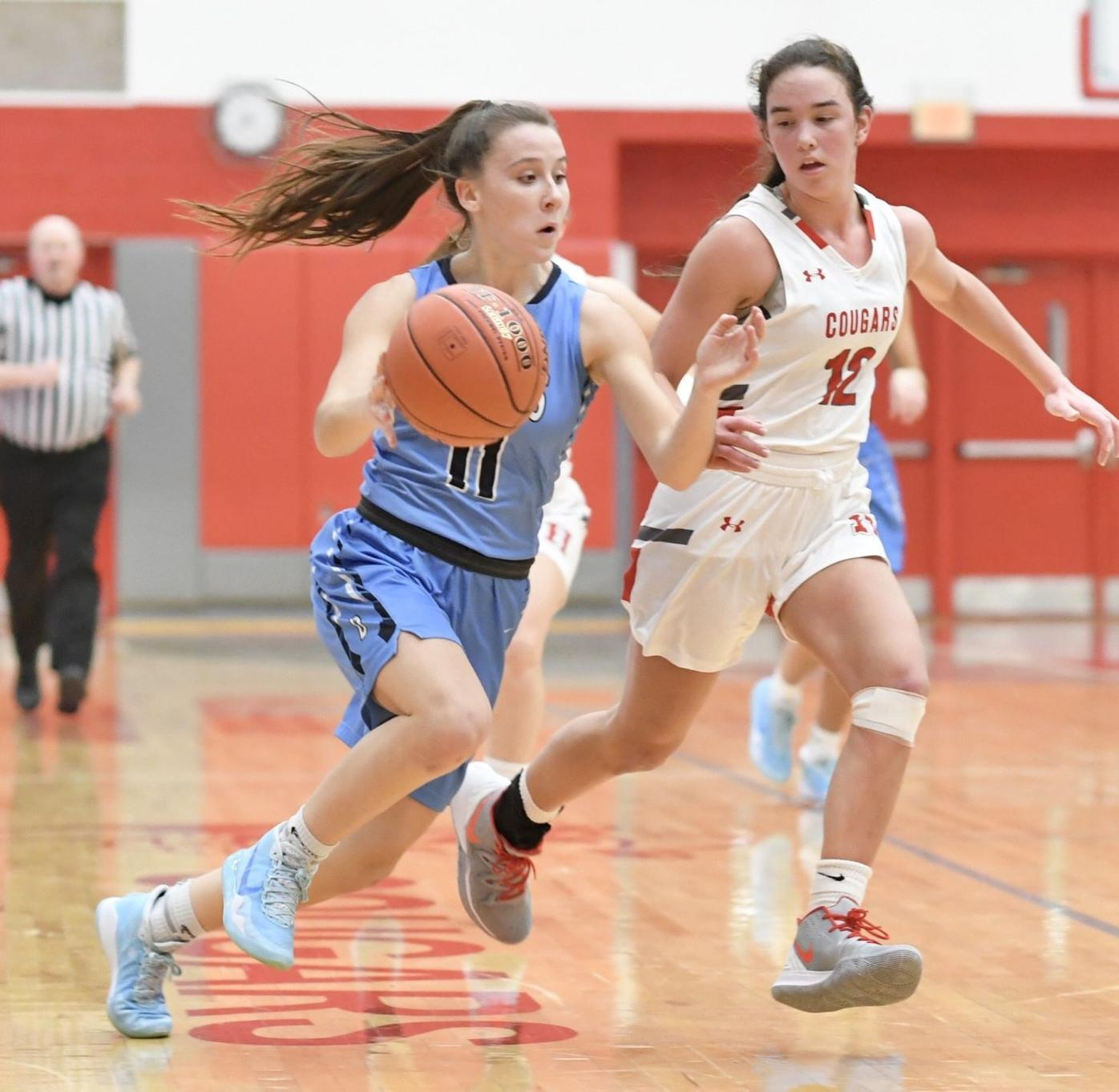 GIRLS BASKETBALL PREVIEW: Cougars, Comets open WVC play Thursday