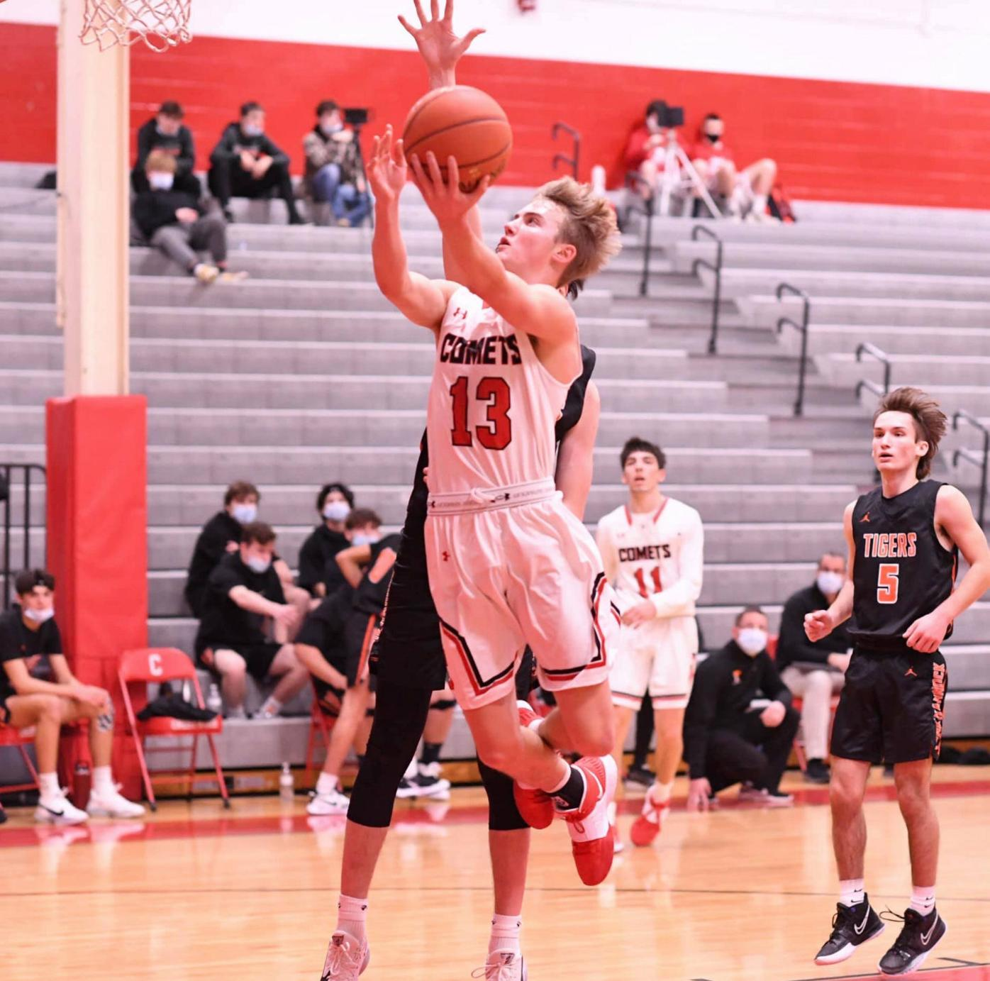 H.S. BASKETBALL: Comets' Petrosky, Zaleski named co-Players of the Year
