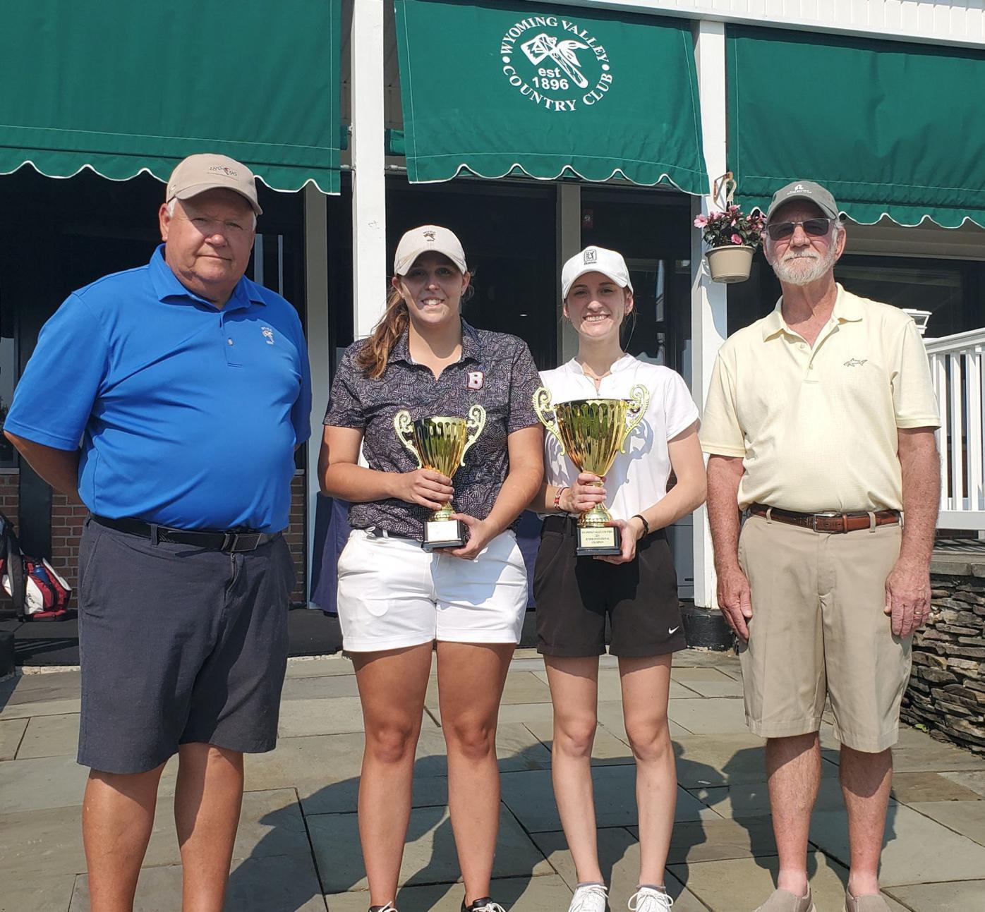 Local golfers shine at WVCC Junior Invitational
