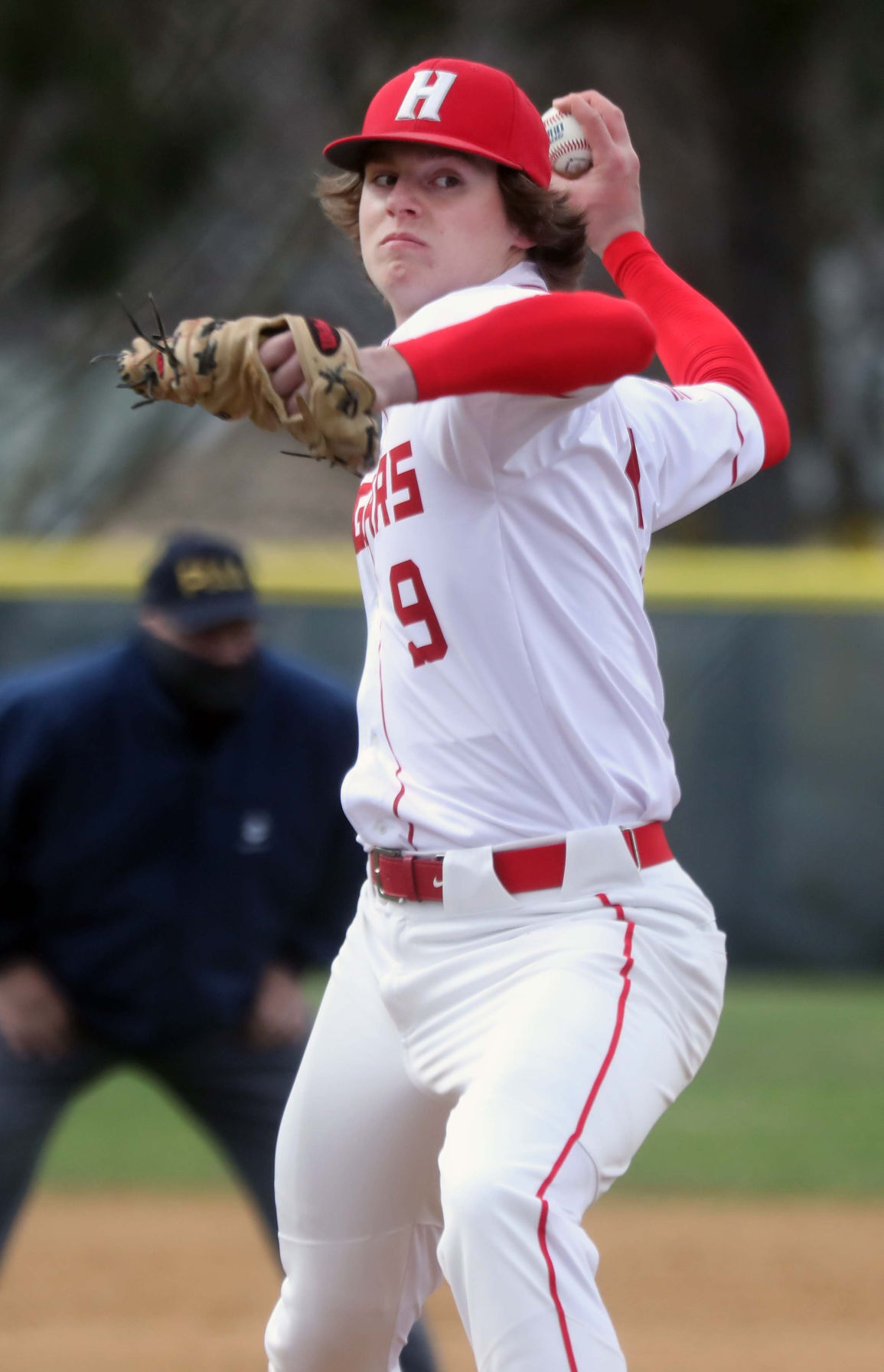 H.S. BASEBALL: Cougars rout WVW