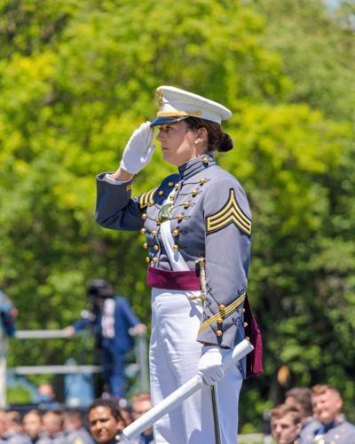 Hazleton native graduates as Army second lieutenant