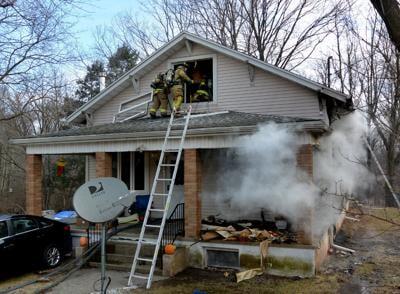 Ryan Township fire