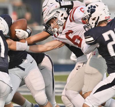 Cougars hope to keep ball rolling against Patriots