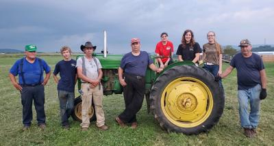 Preservers of the Past to host antique machinery show this weekend