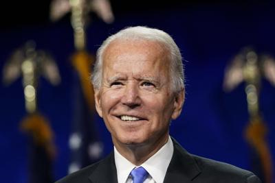 Election 2020 DNC Biden