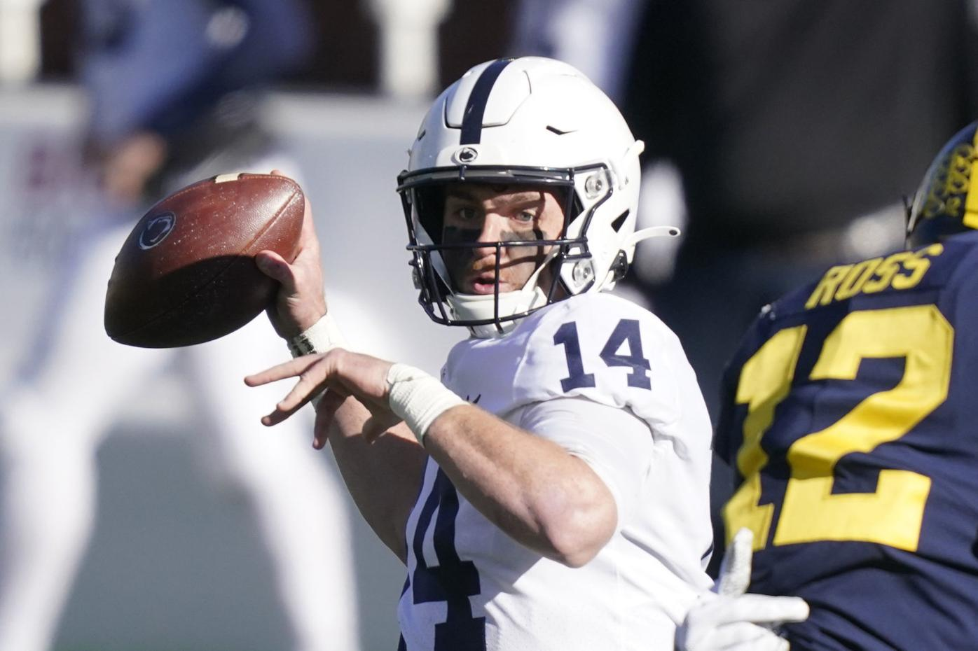 Penn State's spring focused on QB Clifford