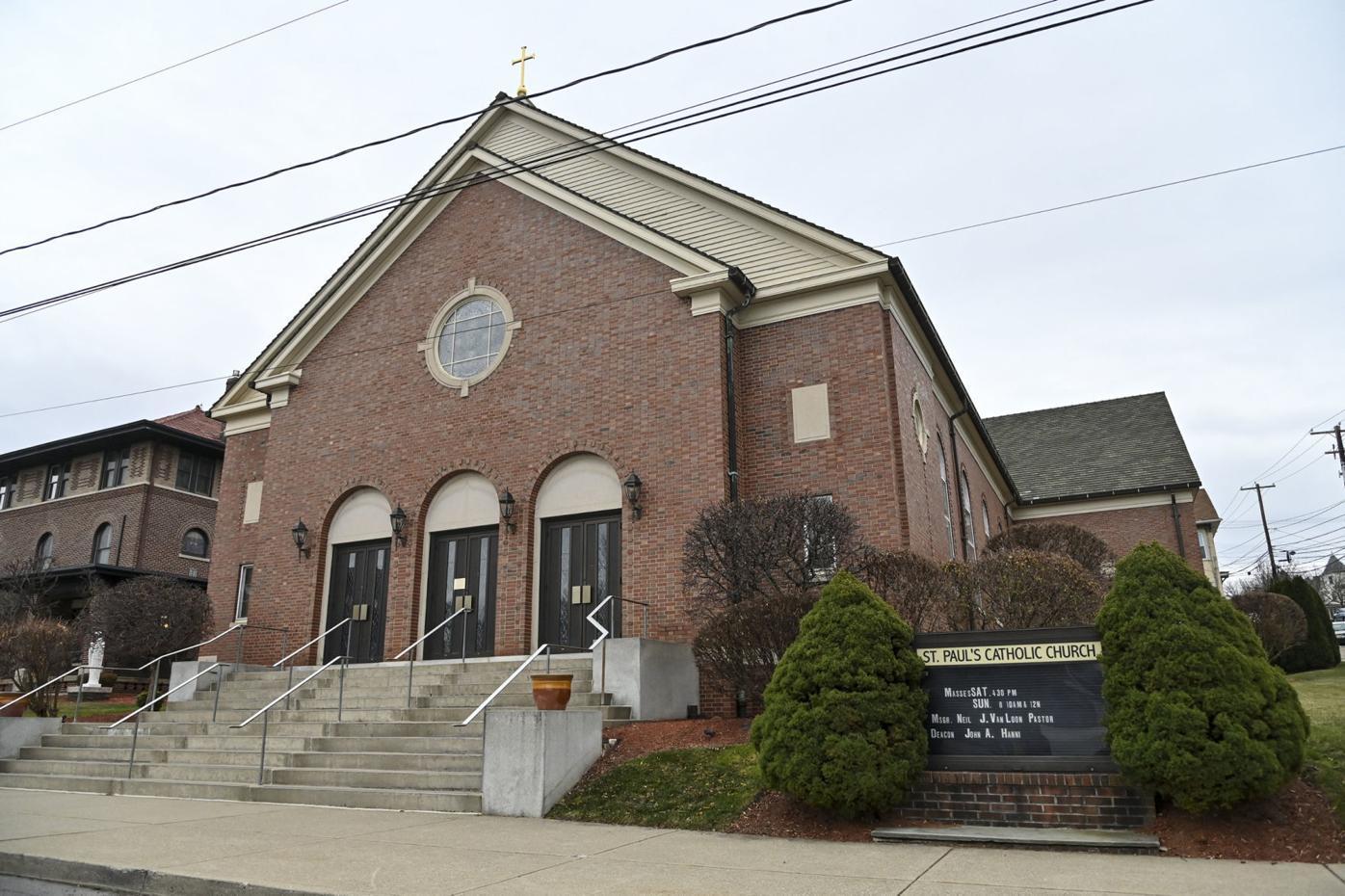 St. Paul's Catholic Church.