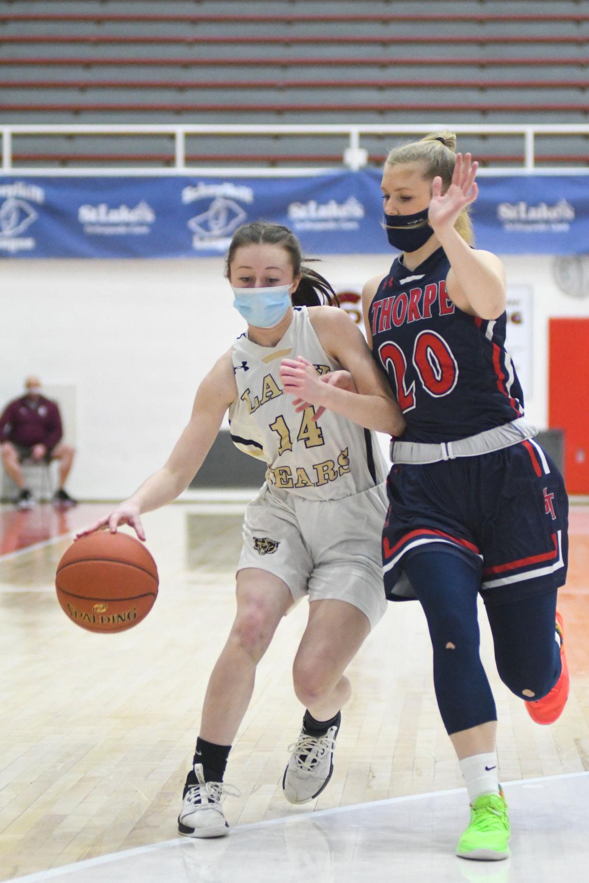 Dubosky, Clark named to All-State Girls Basketball Team