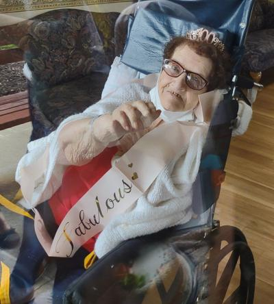 Adelaide Bobbie celebrated her 100th birthday Oct. 6