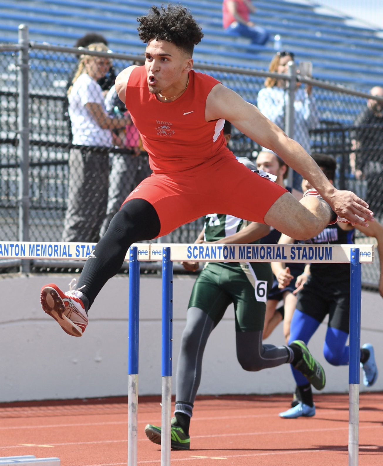 H.S. BOYS' TRACK PREVIEW: Quality, not quantity, is Cougars' buzzword