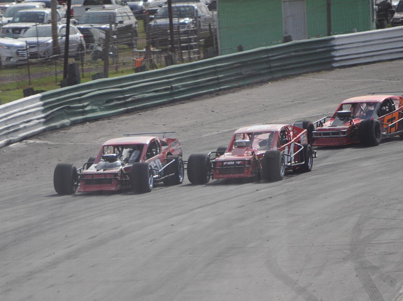 LOCAL AUTO RACING: Hirschman stays hot at Evergreen
