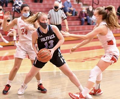 WB Area hands Lady Cougars first WVC loss
