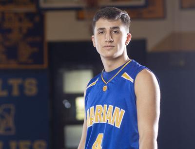 Athlete of the Week: Dante Agosti, Marian