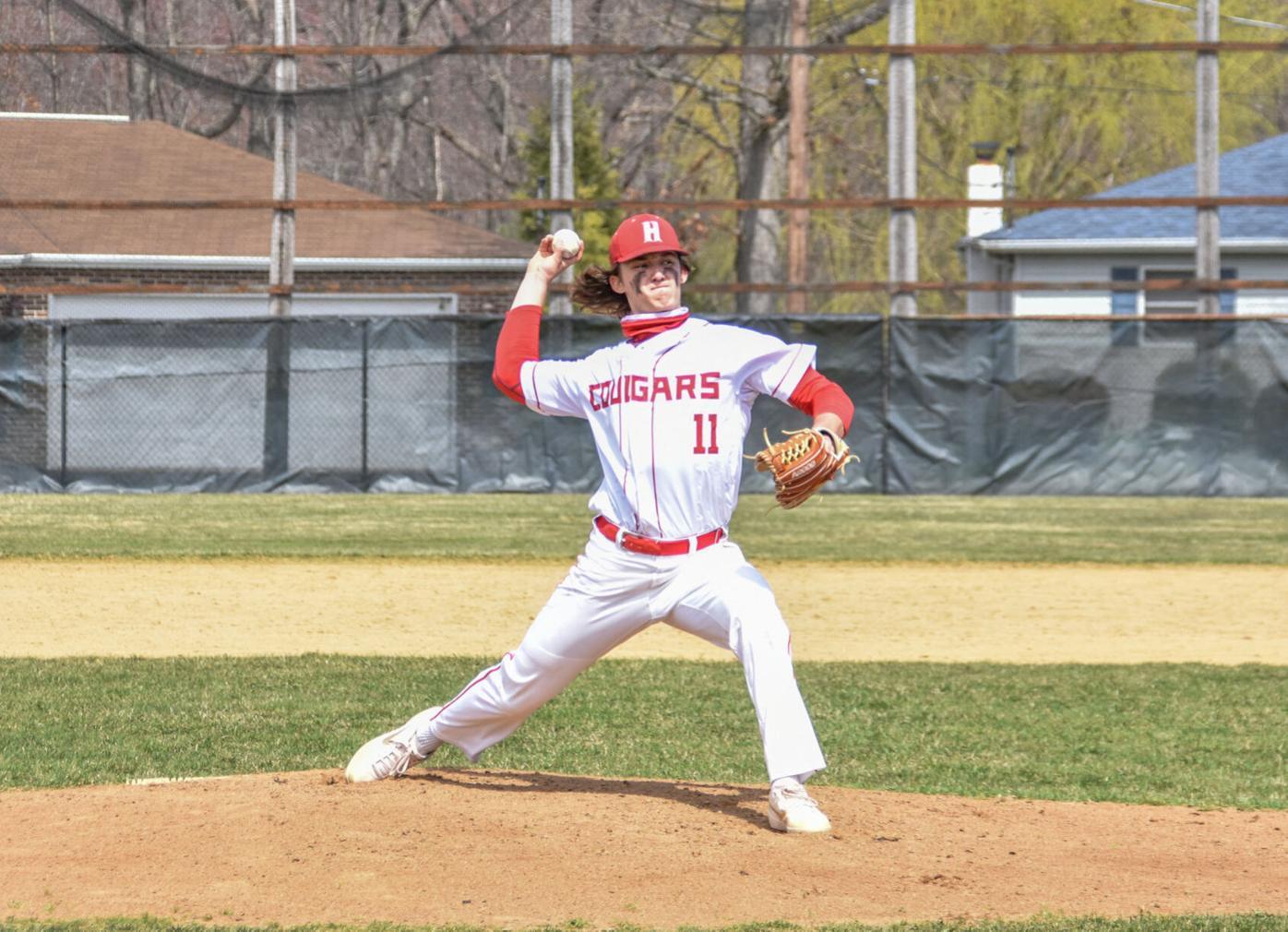 High School Baseball: Cougars down Wallenpaupack