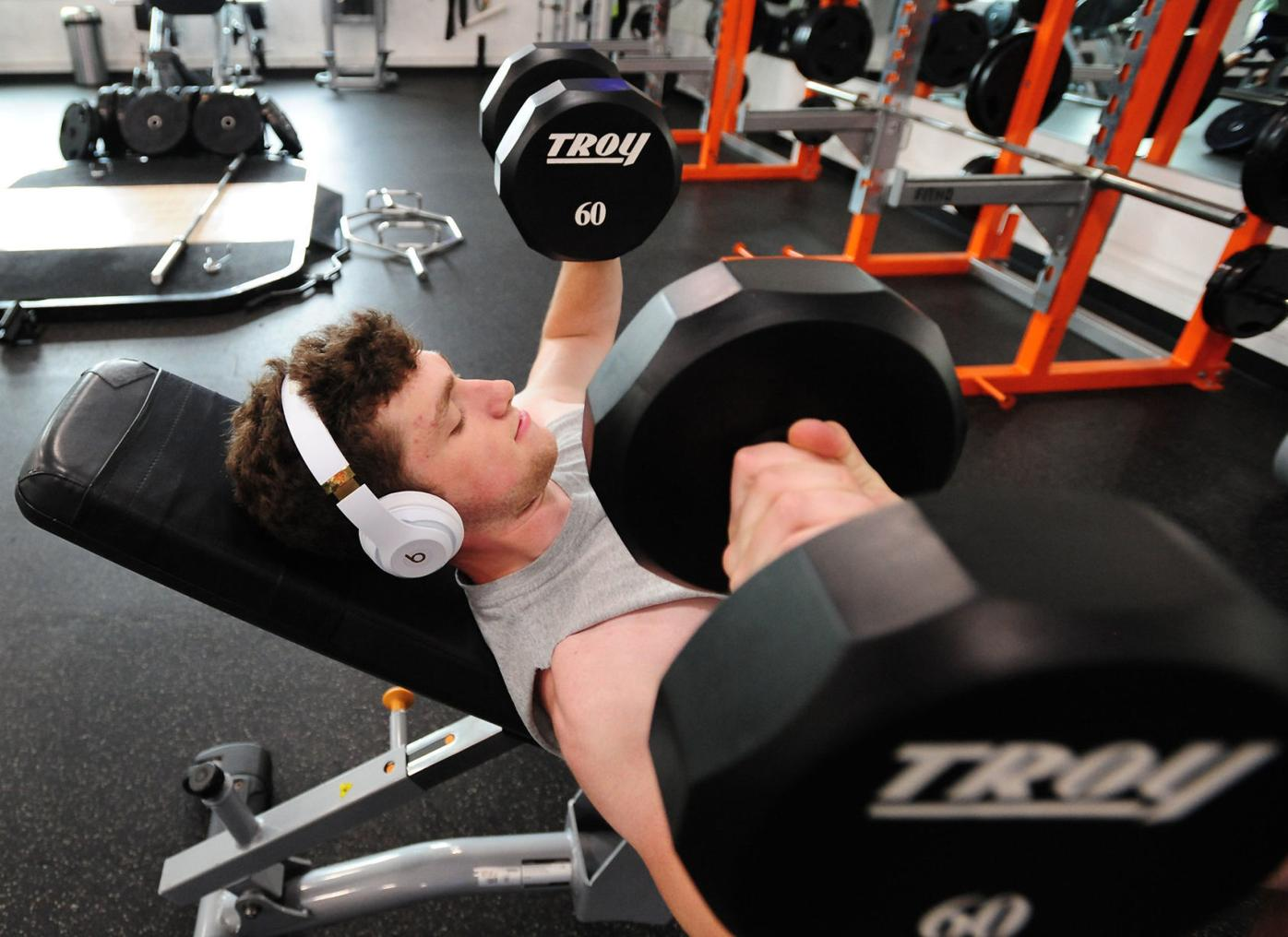Area Gym Owners Let Members Choose If They Want To Wear Maks Business Standardspeaker Com
