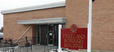 Freeland Borough Building