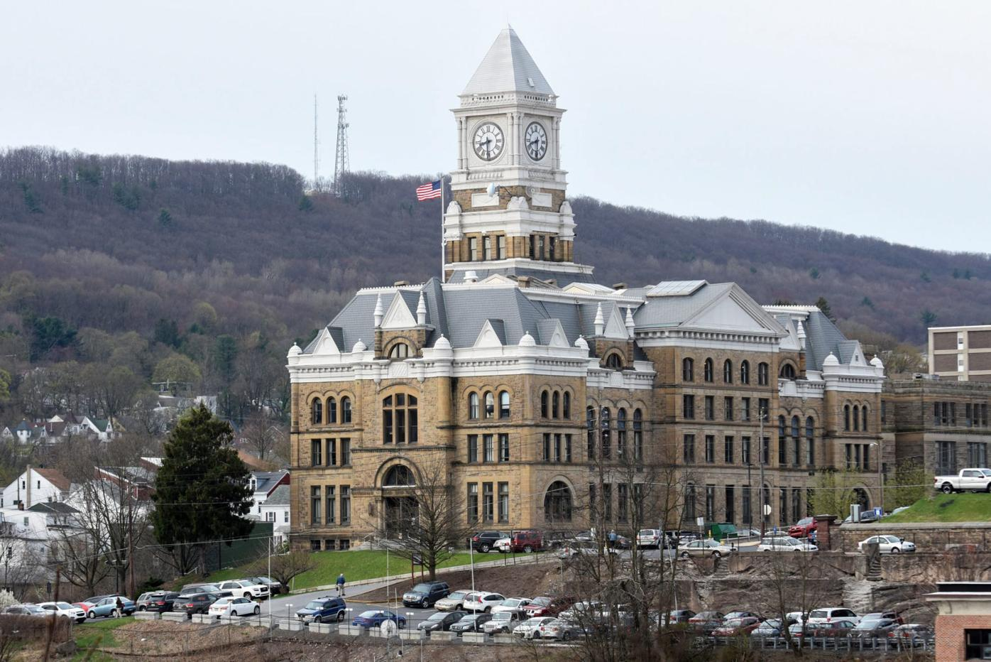 Schuylkill County Courthouse