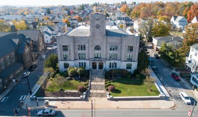 Hazleton City Hall (copy)