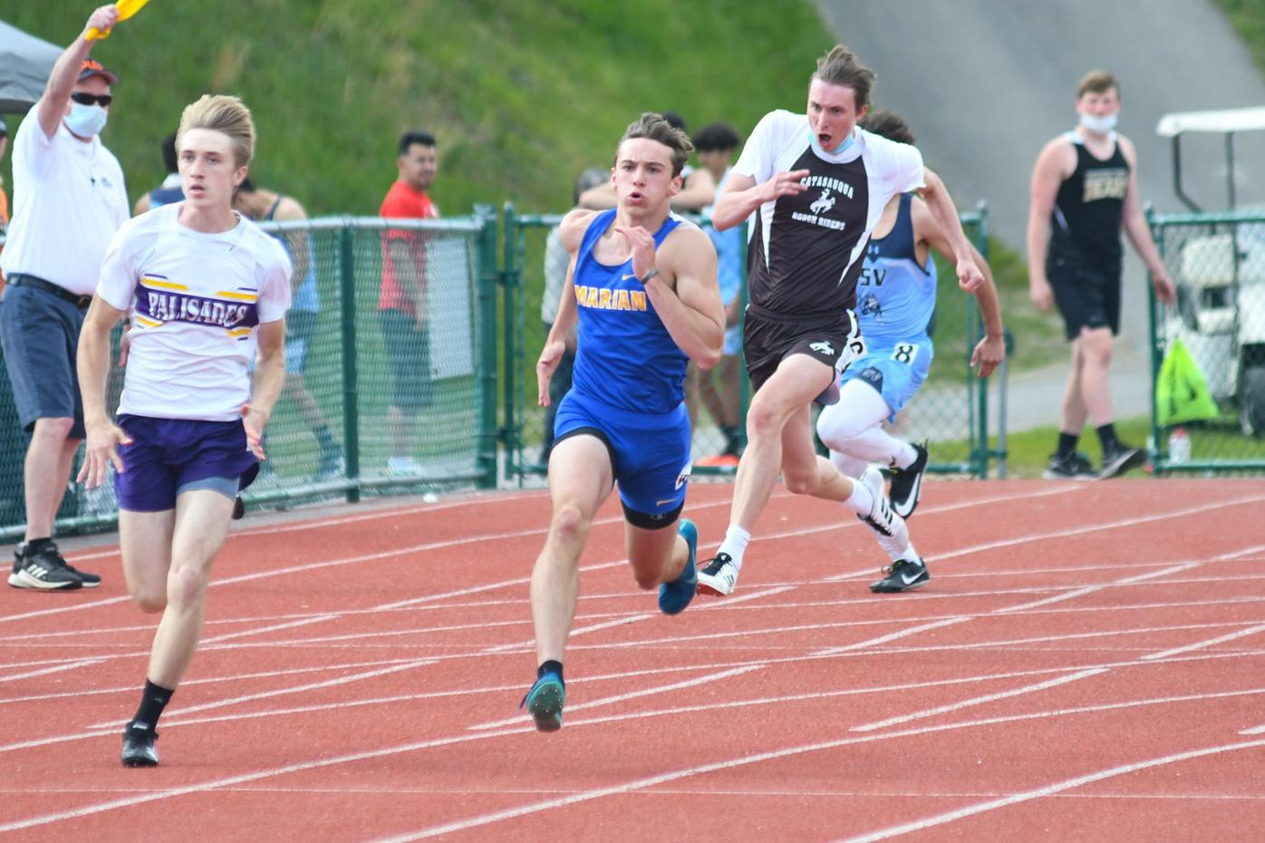 Schuylkill League Class AA Track and Field