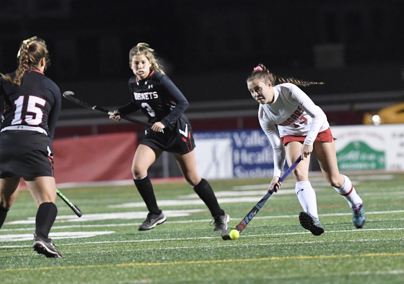 Hornets sting Lady Cougars in OT