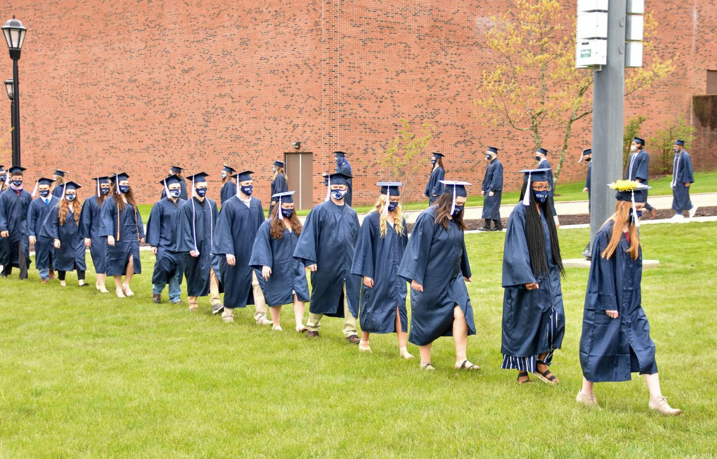 Penn State Hazleton graduation