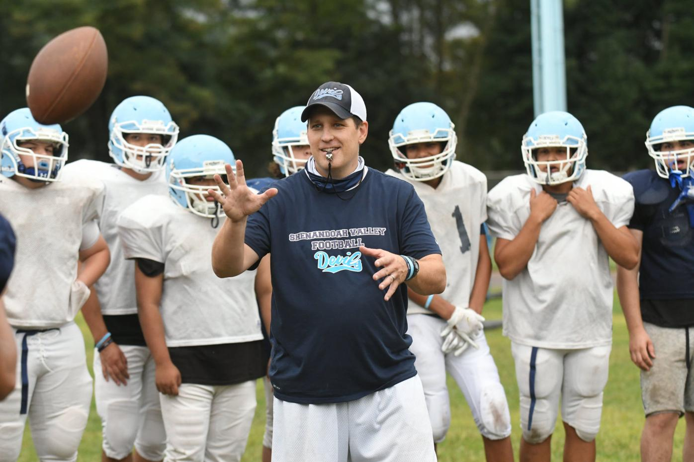 New coach has goals for Blue Devils