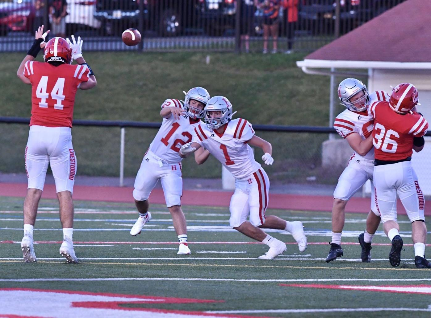 Cougars looking to build on momentum