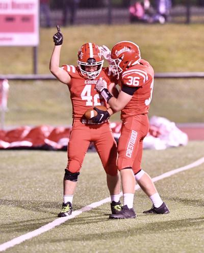 Comets shut out Holy Redeemer