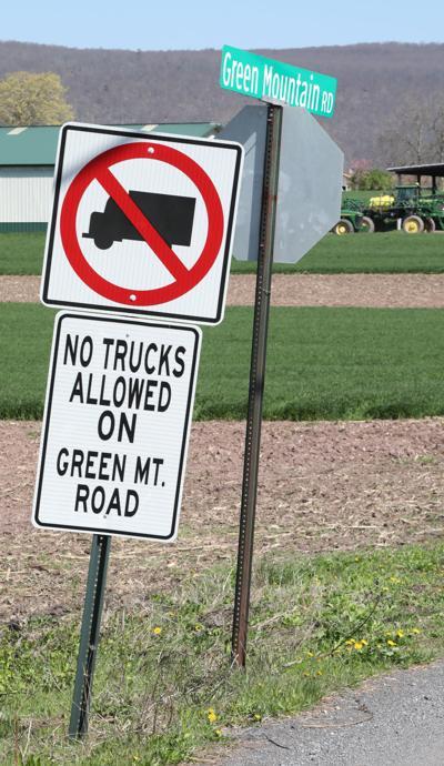 Green Mountain Road