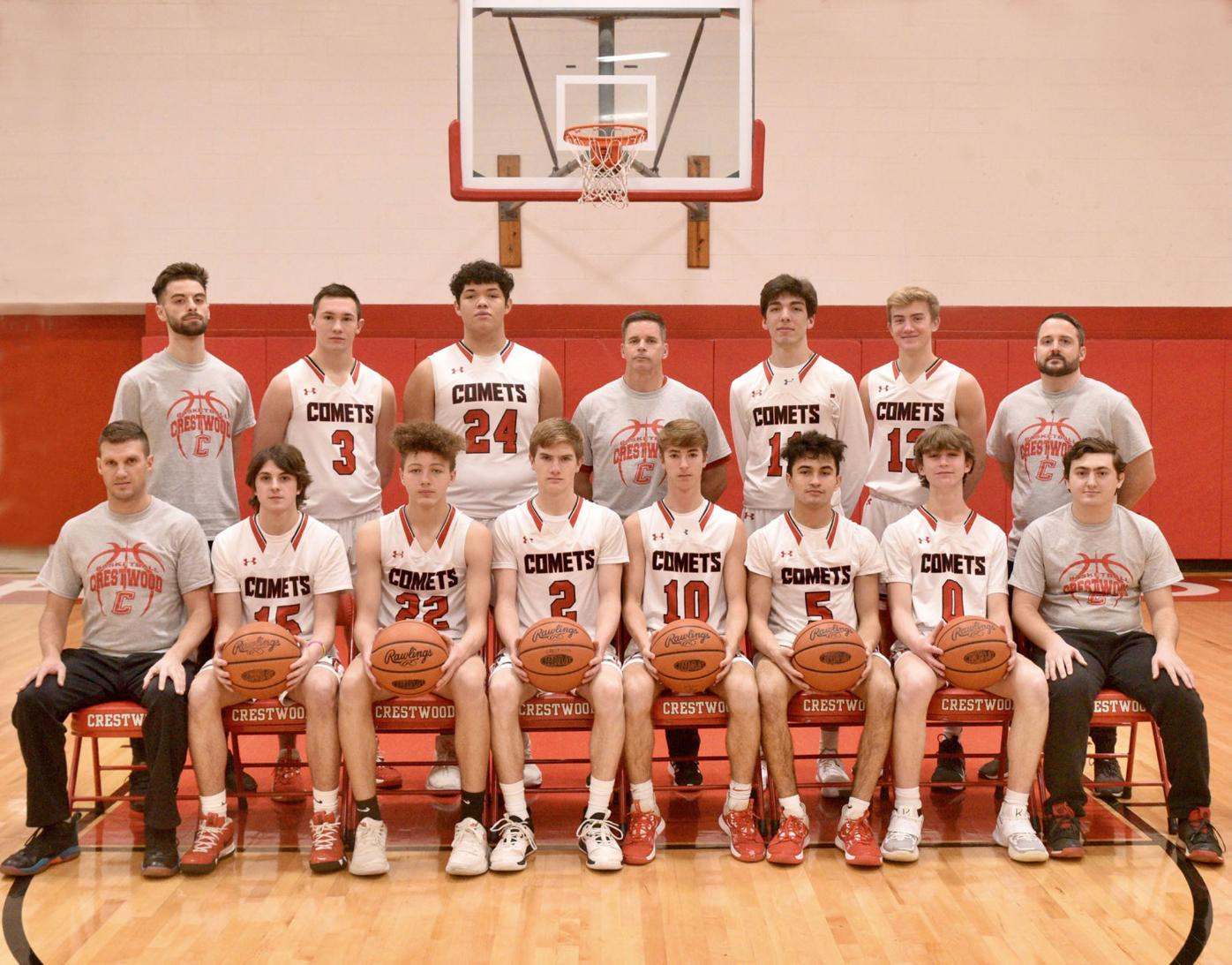 WVC BOYS' BASKETBALL: Comets wrap up second straight WVC Division 1 title