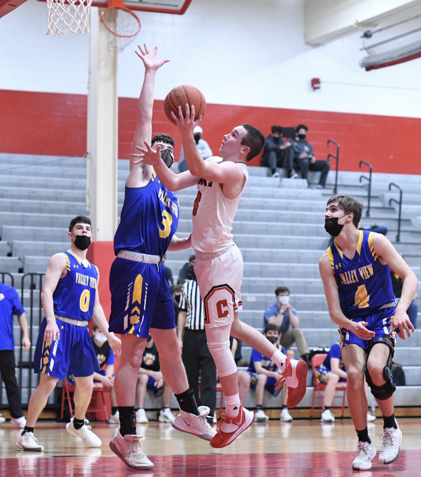 H.S. BOYS' BASKETBALL: 'Confident' Comets preparing for Chester challenge