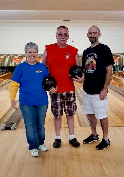 BOWLING: Guest takes top honors at Lesho tournament